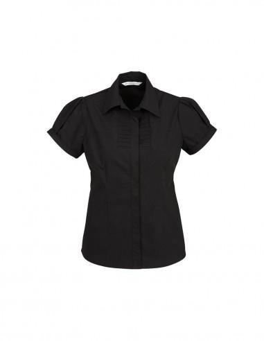 BC-S121LS - Berlin Ladies S/S Shirt - Biz Collection