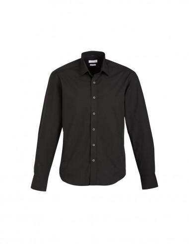 BC-S121ML - Berlin Mens L/S Shirt - Biz Collection