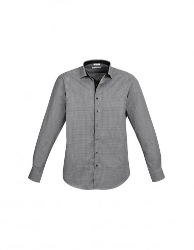 BC-S267ML - Edge Mens L/S Shirt - Biz Collection