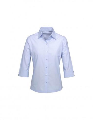 BC-S29521 - Ambassador Ladies ¾/S Shirt - Biz Collection