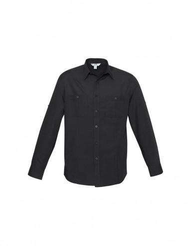 BC-S306ML - Bondi Mens Roll-Up Shirt - Biz Collection
