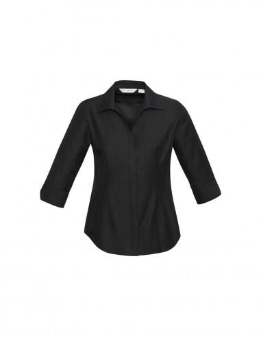 BC-S312LT - Preston Ladies ¾/S Shirt - Biz Collection