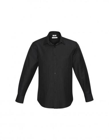 BC-S312ML - Preston Mens L/S Shirt - Biz Collection