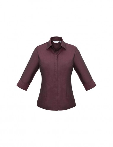 BC-S504LT - Hemingway Ladies ¾/S Shirt - Biz Collection