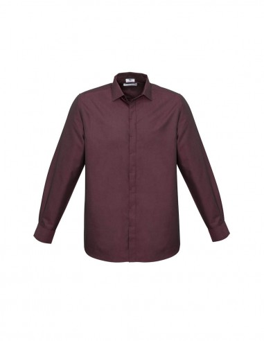 BC-S504ML - Hemingway Mens L/S Shirt - Biz Collection