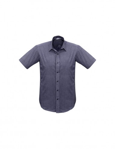 BC-S622MS - Trend Mens S/S Shirt - Biz Collection