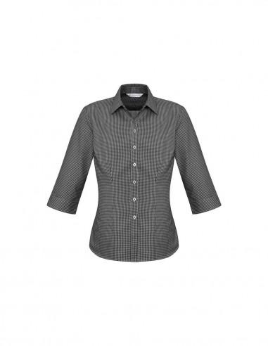 BC-S716LT - Ellison Ladies ¾/S Shirt - Biz Collection