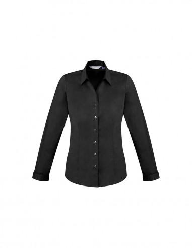 BC-S770LL - Monaco Ladies L/S Shirt - Biz Collection