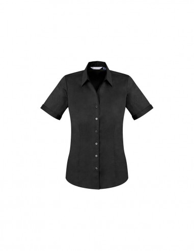 BC-S770LS - Monaco Ladies S/S Shirt - Biz Collection