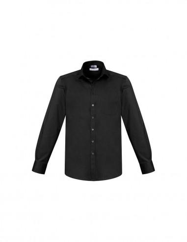 BC-S770ML - Monaco Mens L/S Shirt - Biz Collection