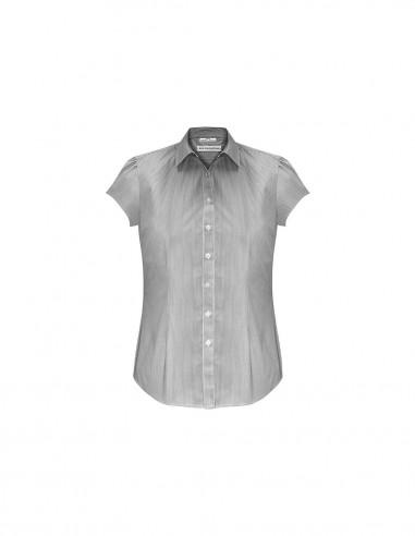 BC-S812LS - Euro Ladies S/S Shirt - Biz Collection