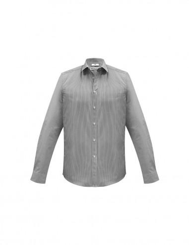 BC-S812ML - Euro Mens L/S Shirt - Biz Collection