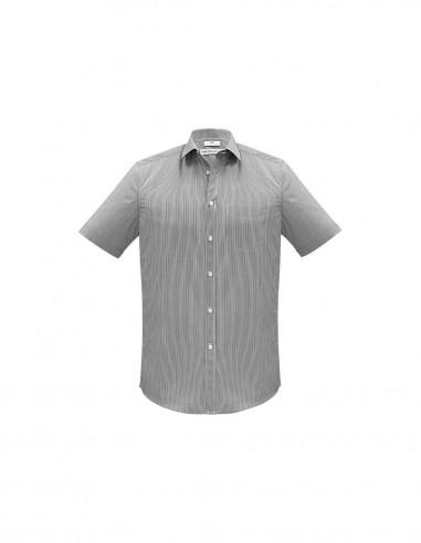 BC-S812MS - Euro Mens S/S Shirt - Biz Collection