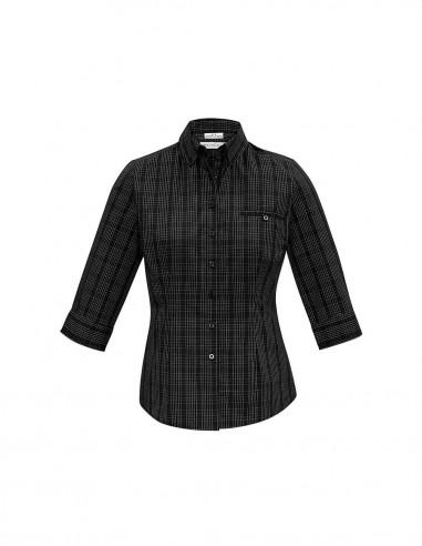 BC-S820LT - Harper Ladies ¾/S Shirt - Biz Collection