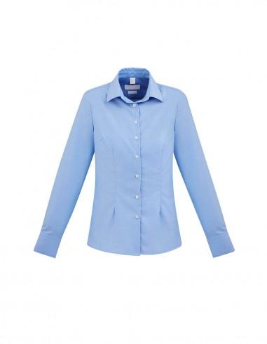 BC-S912LL - Regent Ladies L/S Shirt - Biz Collection