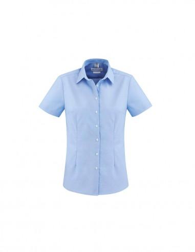 BC-S912LS - Regent Ladies S/S Shirt - Biz Collection