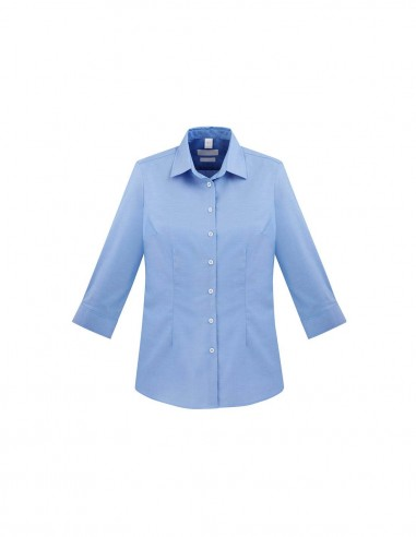 BC-S912LT - Regent Ladies ¾/S Shirt - Biz Collection