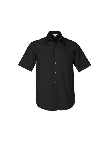 BC-SH715 - Metro Mens S/S Shirt - Biz Collection
