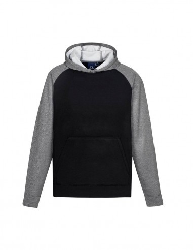 BC-SW025K - Kids Hype Two Tone Hoodie - Biz Collection