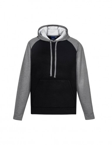BC-SW025M - Mens Hype Two Tone Hoodie - Biz Collection
