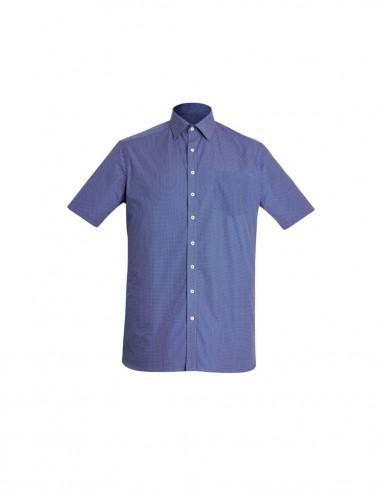 BCO-44522 - Mens Oscar Short Sleeve Shirt - Biz Corporates