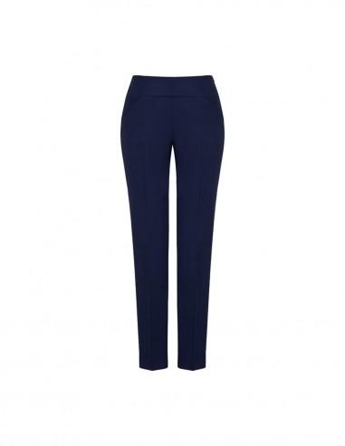 BCO-10721 - Womens Bandless Slimline Pant - Biz Corporates