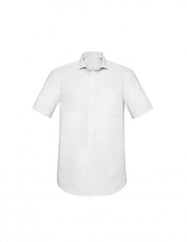 BCO-RS968MS - Mens Charlie Classic Fit S/S Shirt - Biz Corporates
