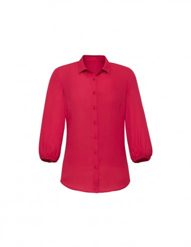 BCO-RB965LT - Womens Lucy 3/4 Sleeve Blouse - Biz Corporates