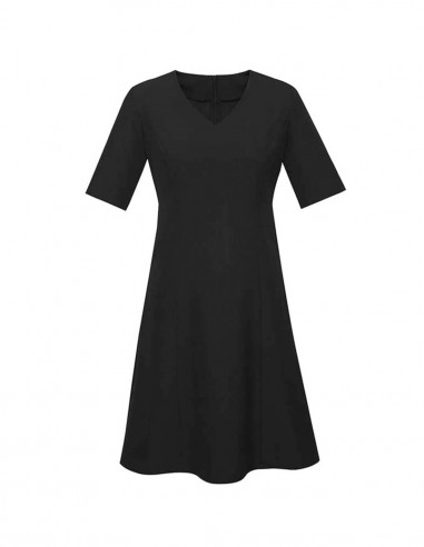 BCO-RD974L - Womens Siena Extended Sleeve Dress - Biz Corporates