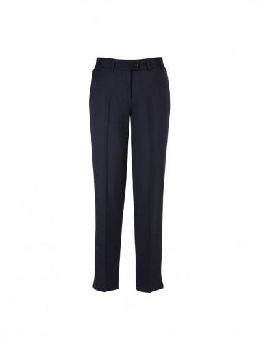 BCO-10117 - Womens Slim Leg Pant - Biz Corporates