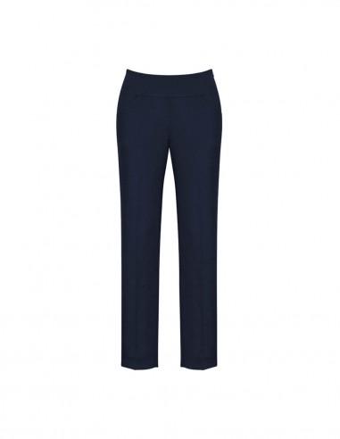 BCO-10121 - Womens Bandless Slim Leg Pant - Biz Corporates