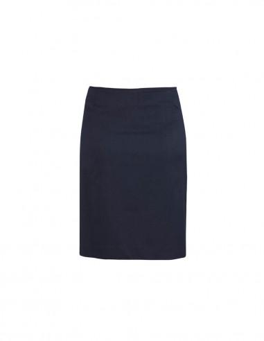BCO-20112 - Womens Bandless Lined Skirt - Biz Corporates