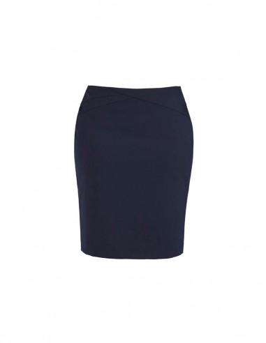 BCO-20114 - Womens Chevron Skirt - Biz Corporates