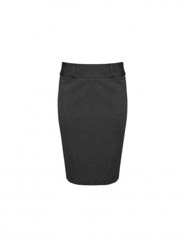 BCO-20640 - Womens Skirt with Rear Split - Biz Corporates