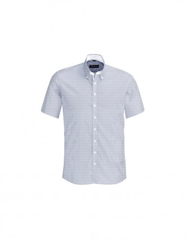 BCO-40122 - Mens Fifth Avenue Short Sleeve Shirt - Biz Corporates