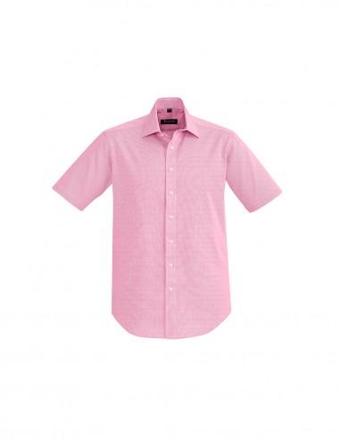 BCO-40322 - Mens Hudson Short Sleeve Shirt - Biz Corporates