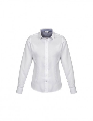 BCO-41820 - Womens Herne Bay Long Sleeve Shirt - Biz Corporates