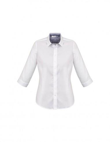 BCO-41821 - Womens Herne Bay 3/4 Sleeve Shirt - Biz Corporates