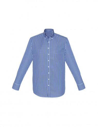 BCO-43420 - Mens Springfield Long Sleeve Shirt - Biz Corporates