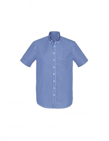 BCO-43422 - Mens Springfield Short Sleeve Shirt - Biz Corporates