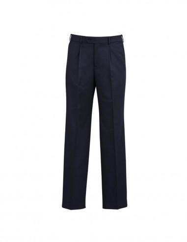 BCO-70111R - Mens One Pleat Pant Regular - Biz Corporates
