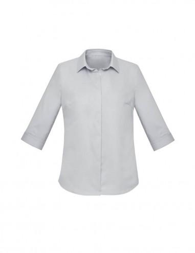 BCO-RS968LT - Womens Charlie 3/4 Shirt - Biz Corporates
