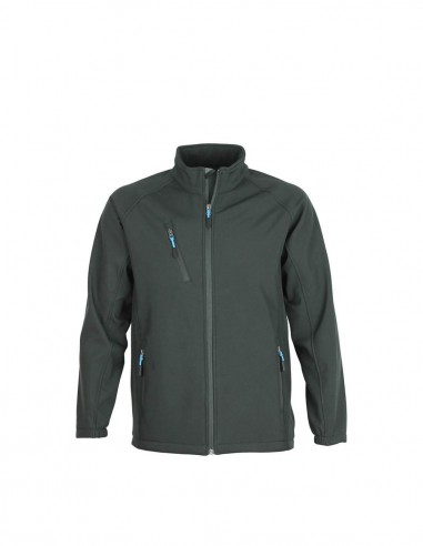 AC-SJM - PRO2 Softshell Jacket - Mens - Aurora