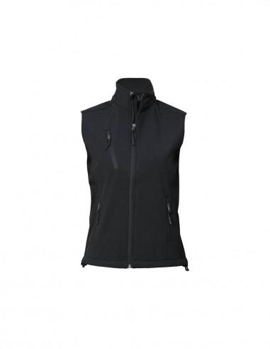 AC-VSW - PRO2 Softshell Vest - Womens - Aurora